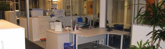 Rénovation des espaces de travail