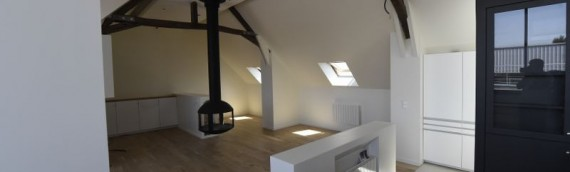 Rénovation d'un loft